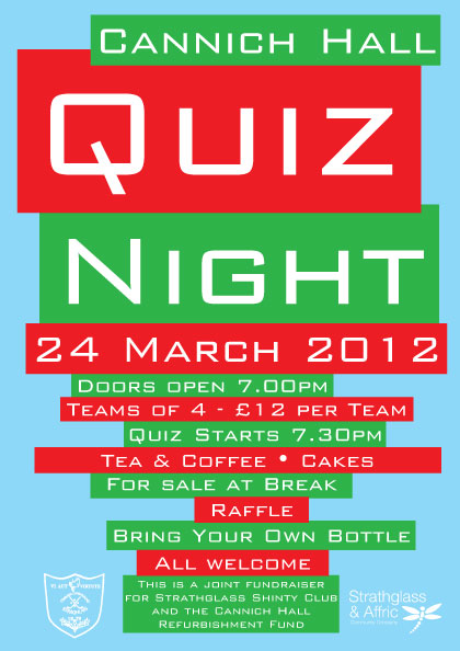 Quiz Poster Template