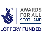 Lottery awards funded